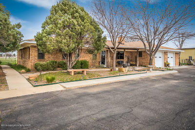 Canyon Single Family Home For Sale: 8301 Plantation Dr