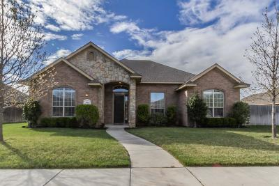 Amarillo Single Family Home For Sale: 7705 Pinnacle Dr