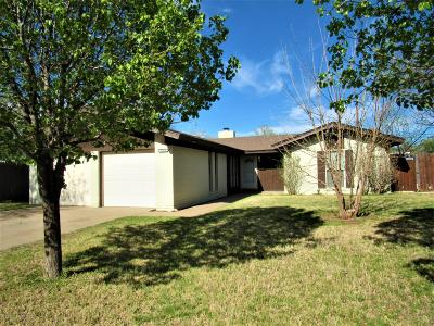 Single Family Home For Sale: 3505 Vantage Ln