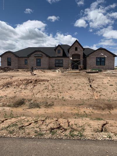 Amarillo Single Family Home For Sale: 9300 Cypress Bend