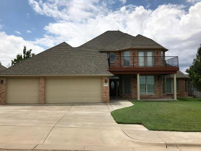 Amarillo Single Family Home For Sale: 25 Carnoustie Ln