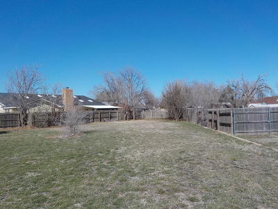 Amarillo Residential Lots & Land For Sale: 1532 Lockney St