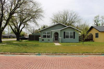 Canyon Single Family Home For Sale: 1110 7th Ave