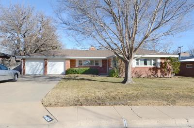 Potter County, Randall County Single Family Home For Sale: 4404 Charlene Ave