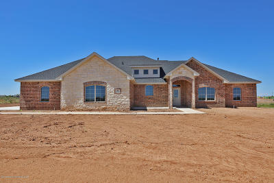 Bushland Single Family Home For Sale: 851 Tanner Dr