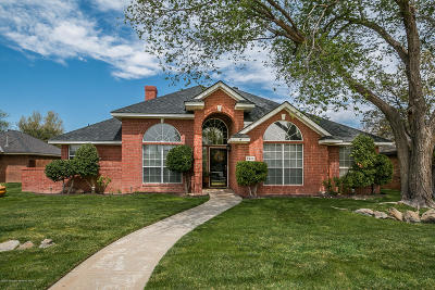 Randall County Single Family Home For Sale: 7224 Bayswater Rd