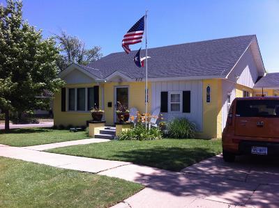 Amarillo Single Family Home For Sale: 813 Prospect St
