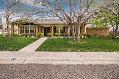 Canyon Single Family Home For Sale: 26 Fairway Dr