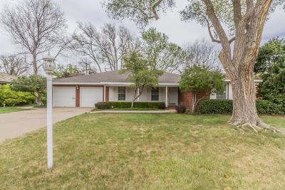 Amarillo Single Family Home For Sale: 3915 Fleetwood Dr