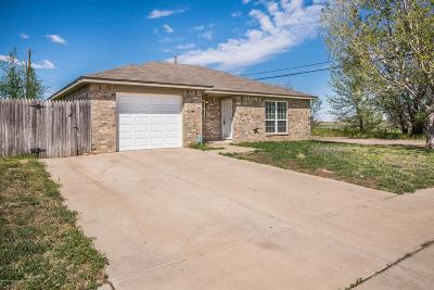 Amarillo Single Family Home For Sale: 1000 Ketler St