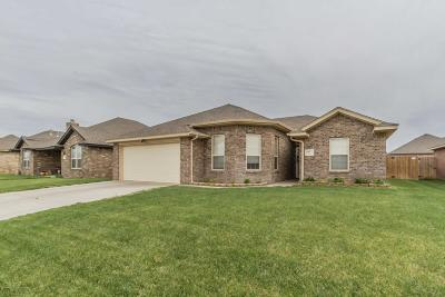 Amarillo Single Family Home For Sale: 6815 Fanchun St