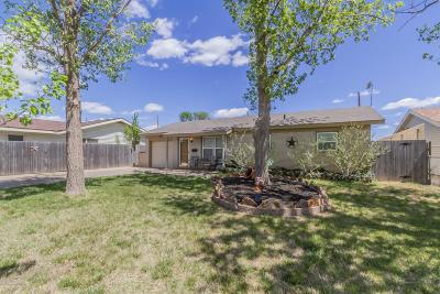 Amarillo Single Family Home For Sale: 3203 Bagarry St