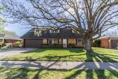 Amarillo Single Family Home For Sale: 3617 Wayne St