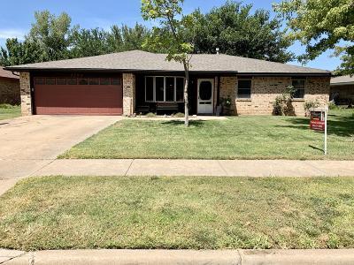 Amarillo Single Family Home For Sale: 5702 Purdue St
