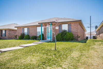 Amarillo Single Family Home For Sale: 1109 Pagoda Dr
