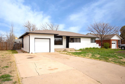 Amarillo Single Family Home For Sale: 1559 Parr St
