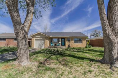 Amarillo Single Family Home For Sale: 5102 16th Ave