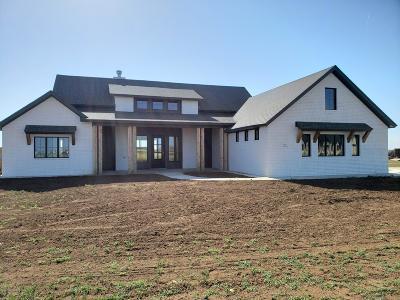 Amarillo Single Family Home For Sale: 9241 Copper Creek Dr