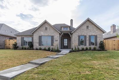 Amarillo Single Family Home For Sale: 6301 Bay Ridge