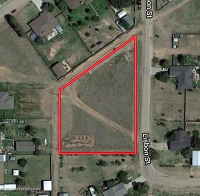 Amarillo Residential Lots & Land For Sale: Lisbon St