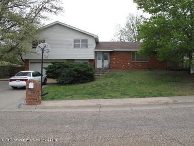 Amarillo Single Family Home For Sale: 4217 Gary Ln