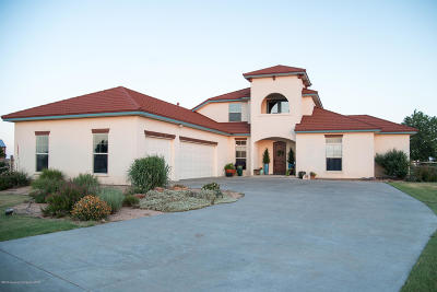 Canyon Single Family Home For Sale: 2805 Antelope Ridge