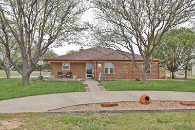 Amarillo Single Family Home For Sale: 3501 Lafayette Ln