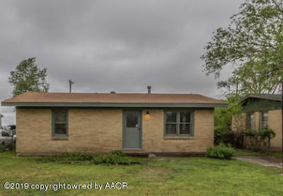 Amarillo Single Family Home For Sale: 4310 16th Ave
