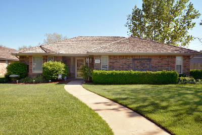 Amarillo Single Family Home For Sale: 7309 Old Kent Rd