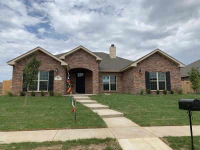 Amarillo Single Family Home For Sale: 2906 Atlanta Dr