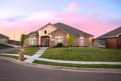 Amarillo Single Family Home For Sale: 3916 Durham Dr