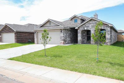 Amarillo Single Family Home For Sale: 9402 Cagle Dr