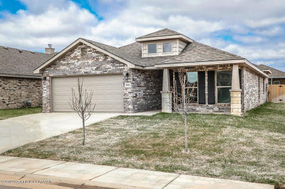 Amarillo Single Family Home For Sale: 9302 Cagle Dr