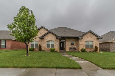 Amarillo Single Family Home For Sale: 8407 Alexandria Ave