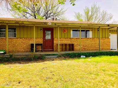 Amarillo Single Family Home For Sale: 216 Cottonwood St