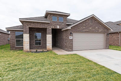 Amarillo Single Family Home For Sale: 9603 Rockwood Dr