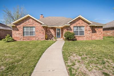 Amarillo Single Family Home For Sale: 6114 Rutgers St