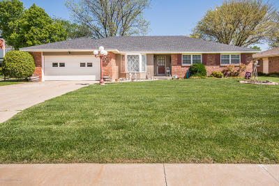 Potter County, Randall County Single Family Home For Sale: 6016 Adirondack Trl