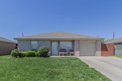 Amarillo Single Family Home For Sale: 1002 Ketler St