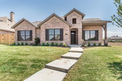 Amarillo Single Family Home For Sale: 6303 Bay Ridge
