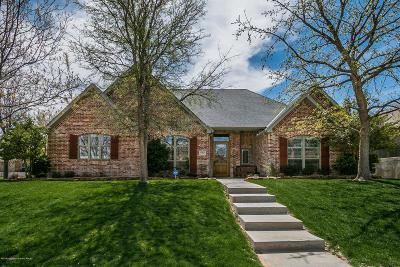 Amarillo Single Family Home For Sale: 6401 Willow Oak