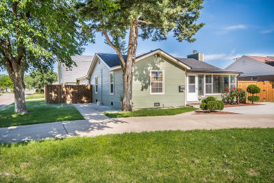 Potter County Single Family Home For Sale: 3624 Hayden St