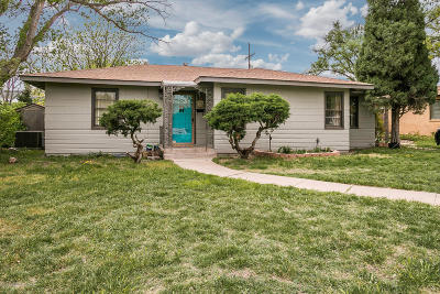 Canyon Single Family Home For Sale: 2610 3rd Ave