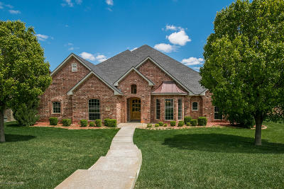 Potter County Single Family Home For Sale: 2900 Yaupon Pl