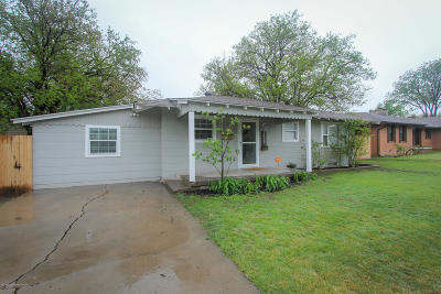 Canyon Single Family Home For Sale: 2408 6th Ave