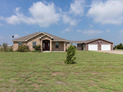 Panhandle Single Family Home For Sale: 383 County Rd 309