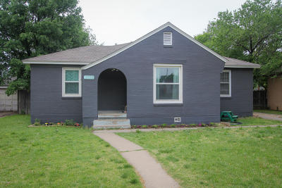 Potter County Single Family Home For Sale: 2038 Lipscomb St