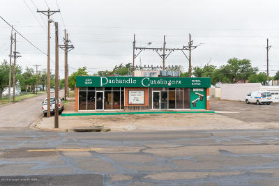 Potter County Commercial For Sale: 710 Georgia St