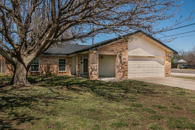 Potter County, Randall County Single Family Home For Sale: 6000 Adirondack Trl