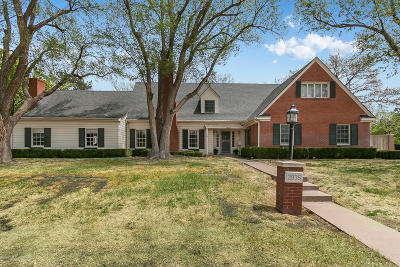 Amarillo Single Family Home For Sale: 2835 Bowie St